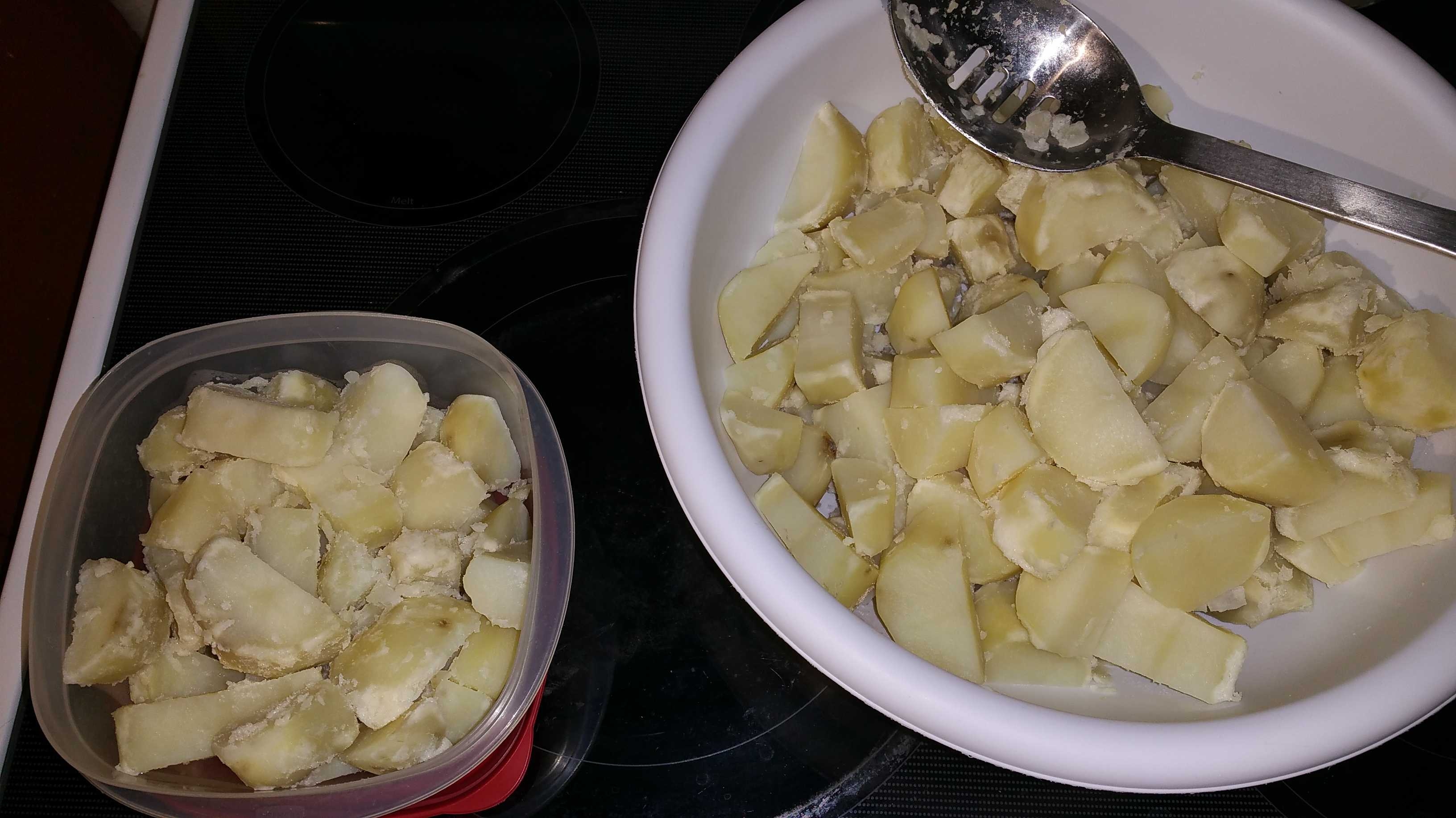 The Potato Hack – My Experiment – AxeHaft